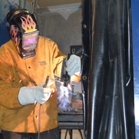 Pre-employment Welder Training: MIG, TIG, SMAW & FCAW