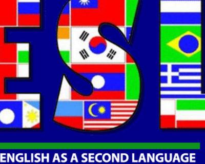English as a Second Language (ESL)