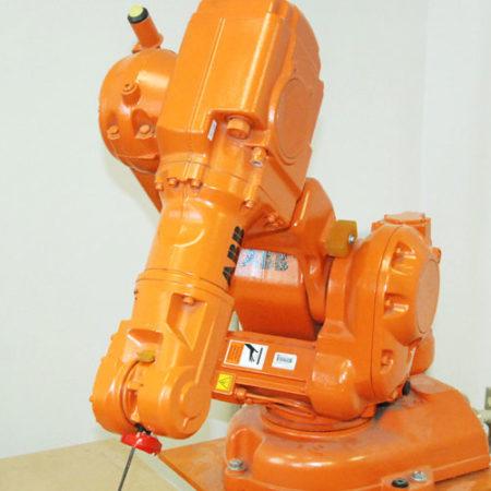 Industrial Electrician (PLC & Robotics)